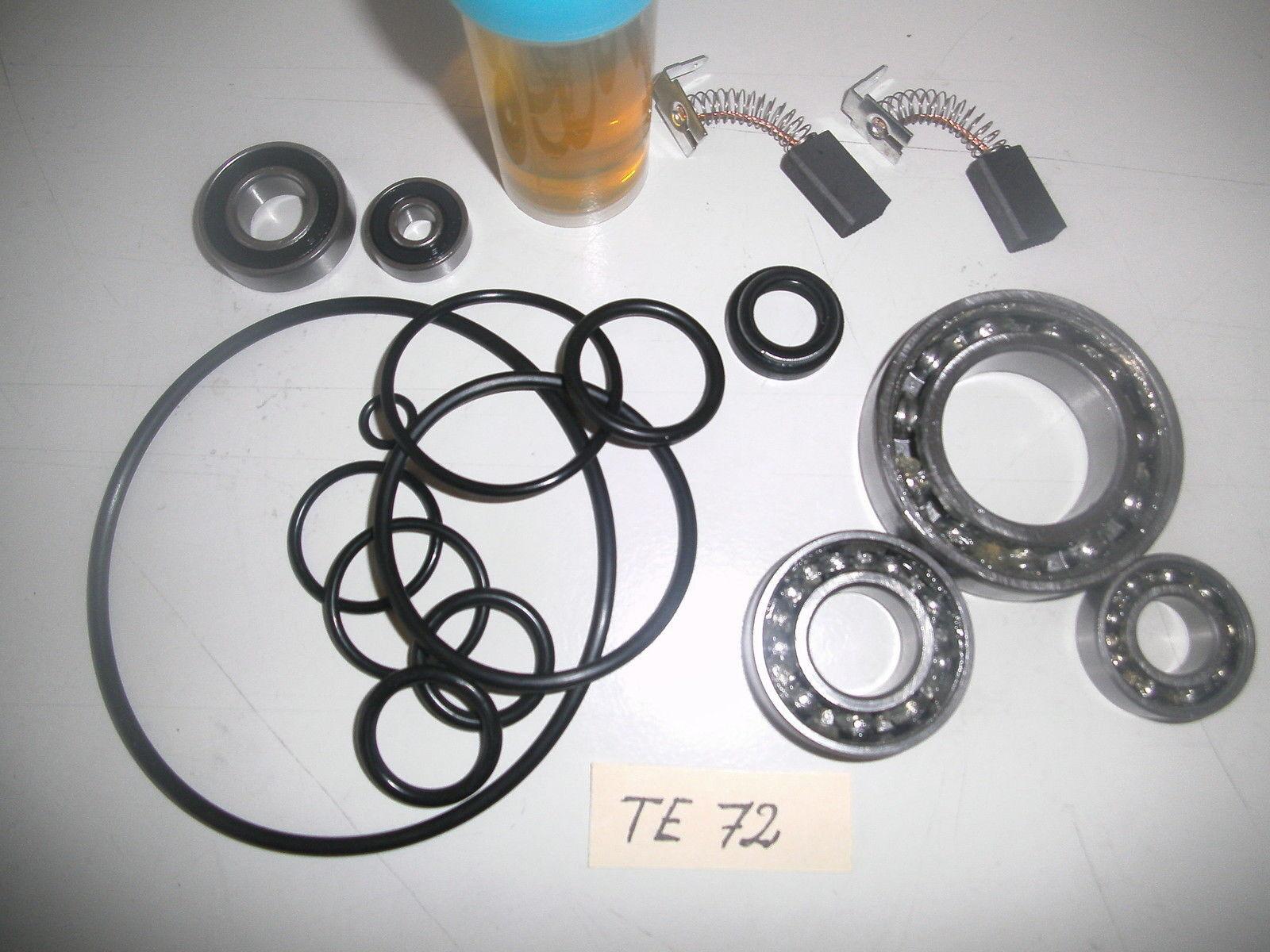 Hilti TE 72 , Reparatursatz, Verschleissteilesatz, Wartungset