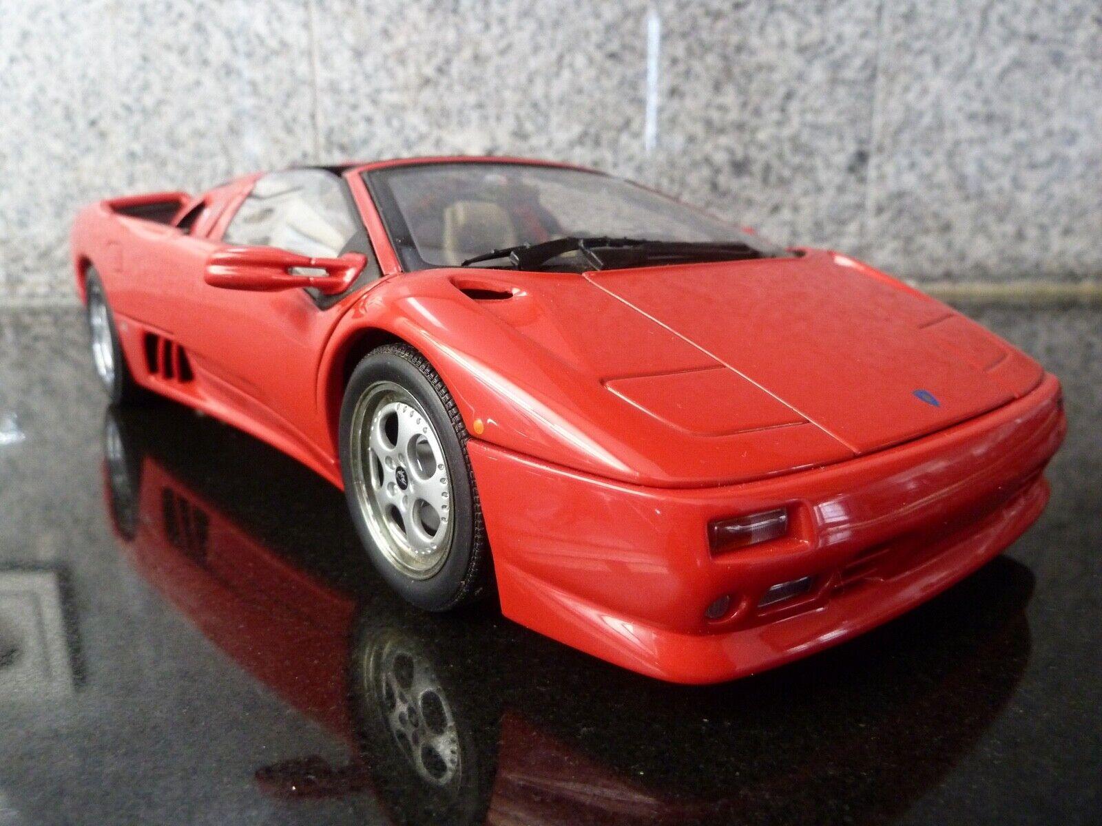 1 18 CarArt, Lamborghini Diablo Roadster