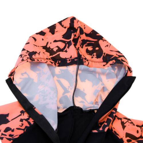 Damen Mädchen Muslim Islamischen Bescheidene Badebekleidung Schwimmanzug UV