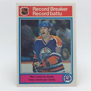 1982-83-OPC-O-Pee-Chee-Wayne-Gretzky-1-Edmonton-Oilers-Hockey-Card-F075