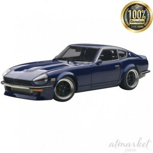 AUTOart-77451-Car-1-18-Nissan-Fairlady-Z-S30-Wangan-Midnight-Devil-amp-Z-Finished