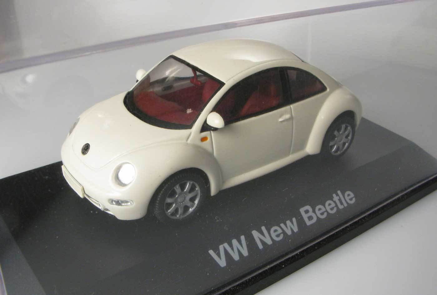 Schuco VW VW VW New Beetle creme 1 43 OVP Nr. 04533 855eba
