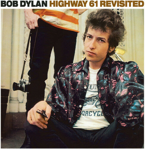 1 of 1 - Bob Dylan - Highway 61 Revisited [New CD] Rmst, Reissue