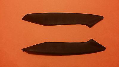 Left & Right Rubber Windshield Wiper Plastic Cowl 04-08 Ford F150 Lincoln NOS