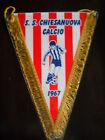 GAGLIARDETTO S.S. CHIESANUOVA CALCIO pennant wimpel fanion
