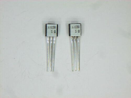 "2SA1038 /""Original/"" ROHM Transistor 2 pcs"