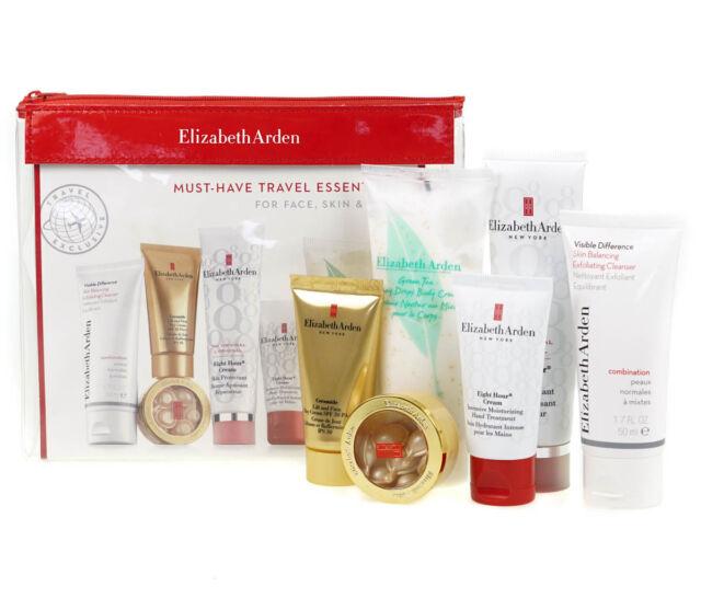 Elizabeth Arden Ceramide Firm & Lift 30ml Cream And Serum Capsules