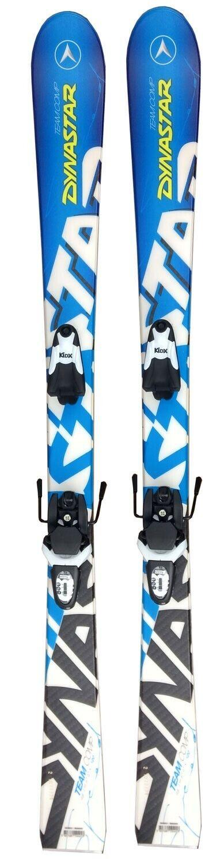 Dynastar Team Comp Jr Youth Skis 120 cm with KidX 4.5 Bindings - NEW