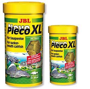 JBL-NovoPleco-XL-Novo-Pleco-Algae-Wafers-Large-Plecos-250ml-1000ml-1L