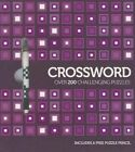 Crossword Over 200 Challenging Puzzles by Parragon 9781472310668 2013