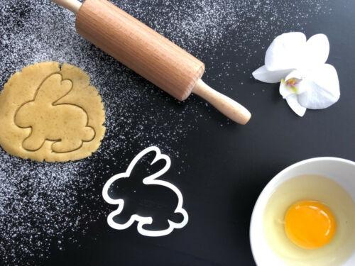 Adorable Bunny Rabbit Cookie Cutter 03Décoration GâteauVendeur Britannique