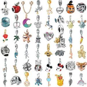 European-Silver-Charm-Beads-Pendant-FOR-DIY-925-charms-Bracelet-Bangle-Chains