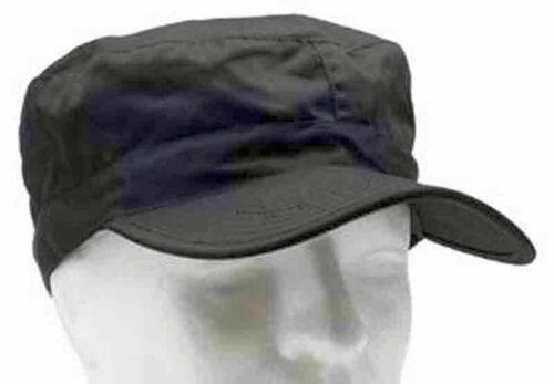 US CAP elastica Berretto Berretto tarnmuster MIMETICO NERO