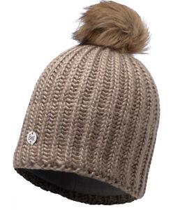 Buff-Glen-Chic-Knitted-amp-Polar-Hat