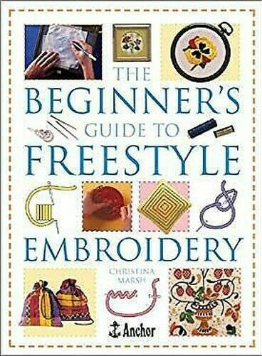 The Beginner's Guide To Freestyle Bestickt Taschenbuch Christina Sumpf