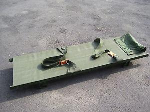 Civière Tactique Pour Transport En Sécurité -U.S. Army