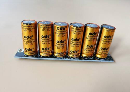 16V3.3F 3F 3.5F Farad Capacitor 2.7V 20F Super Capacitor With Protection Board