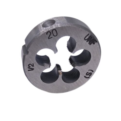 US Stock HSS 1//2-20 UNF Tap /& 1//2-20 UNF Die Right Hand