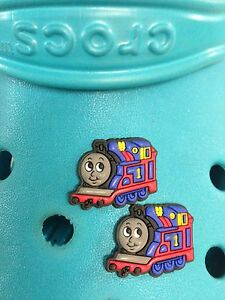 bracciali Shoe p The P Jibbitz Charms Tank Crocs Thomas Engine 2 Uk per e F0xnwT5O