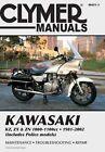 Clymer Kawasaki KZ ZX Amp ZN 1000-1100cc 1981-2002 Includes Z1000 Series