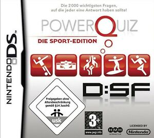Power-Quiz-Die-DSF-Sport-Edition-fuer-Nintendo-Ds-Neu-Ovp-Deutsch