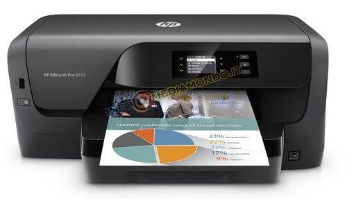 STAMPANTE INKJET HP OfficeJet Pro 8210