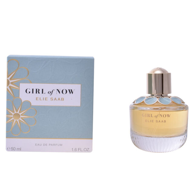 Perfume Elie Saab mujer GIRL OF NOW edp vaporizador 50 ml