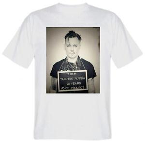 ShirtJohnny Oleg Depp Imprisoned Freesentsov Sentsov T Supports 4ARjLcqS35