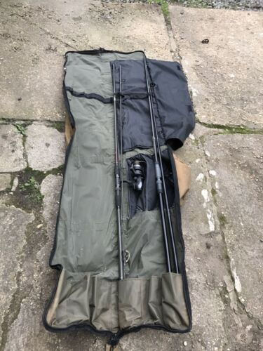 Carp Fishing Rod bag bite alarms rods