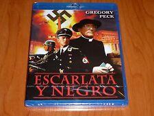 ESCARLATA Y NEGRO / The Scarlet and the Black - Bluray disc - Precintada