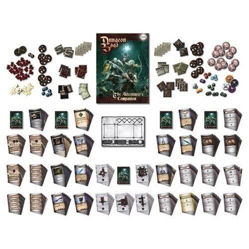 Mantic Games MGDS02 Dungeon Saga The Adventurer's Companion Miniature, Multi-Col