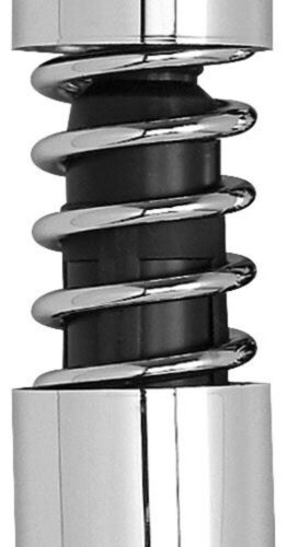 11.5in Chrome Progressive Suspension 412-4201C 412 Series Cruiser Shocks