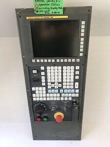 fanuc 31i  31i-b5 a04b-0102-b302  CPU/video display/keypad/everything you see.