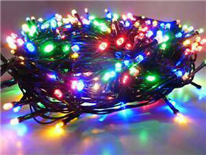 50M 500LED Chasing Christmas Lights with 8 Functions & Memory