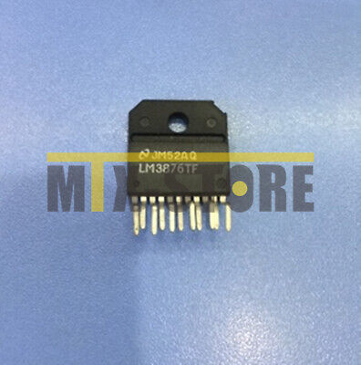TO-220-11 1PCS Audio Power Amplifier IC NSC ZIP-11 LM3875TF LM3875TF//NOPB