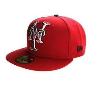 finest selection 2a8eb ee9e6 Image is loading MLB-New-York-Mets-Bois-Red-amp-Black-