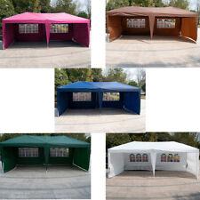 10' X 20' Outdoor Patio Gazebo EZ POP UP Party Tent Wedding Canopy W/Carry Bag