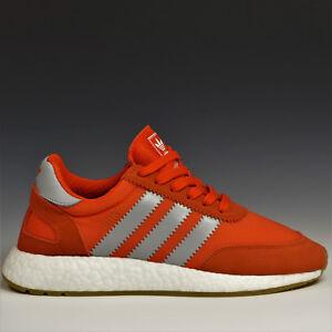 Adidas Inikis, hellblau, blau, weiß, Sneaker, Turnschuhe