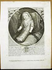 Jacques François Stuart chevalier de Saint-George Prince de Galles XVII Gravure