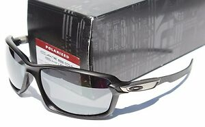 b725dff58c Image is loading OAKLEY-Carbon-Shift-POLARIZED-Sunglasses-Matte-Black-Black-