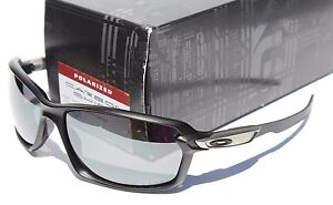 69e1c29ce60 Image is loading OAKLEY-Carbon-Shift-POLARIZED-Sunglasses-Matte-Black-Black-