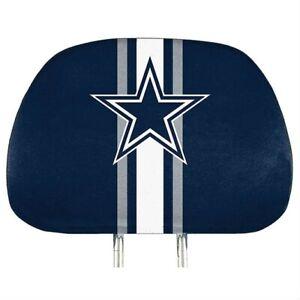 Dallas-Cowboys-2-Pack-Color-Print-Auto-Car-Truck-Headrest-Covers