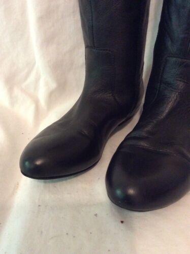 noires Aldo 3 cuir en taille Bottes TqBzAwF
