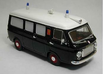Fiat 238 Ambulanza Falk Denmark Denmark 1 43 Model RIO414102 RIO