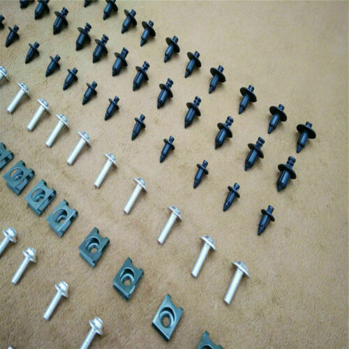 Fairing Bolt Kit body screws Clips For Yamaha YZF R6 2003-2005