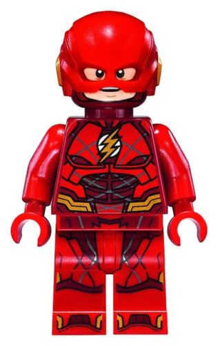 LEGO Super Heroes DC The Flash Minifigure 2017