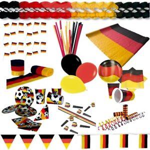 Dekoration Deutschland.Alles Für Die Party Deutschland Fan Artikel Dekoration Party