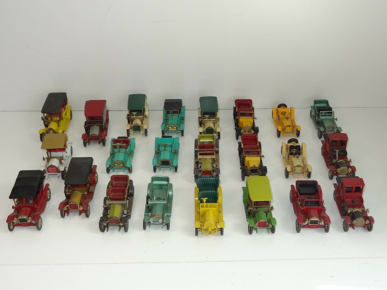 Matchbox lesney yesteryear LOT OF 25