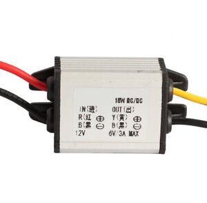 12V-To-6V-3A-18W-DC-a-DC-etape-module-convertisseur-regulateur-chargeur-auto