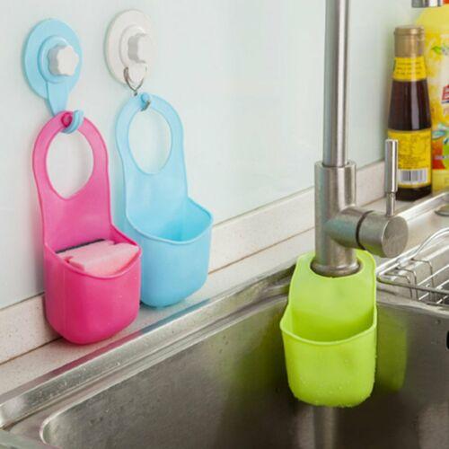 Unique Home Furnishing Bathroom Kitchen Gadget Hanging Storage Holder Box